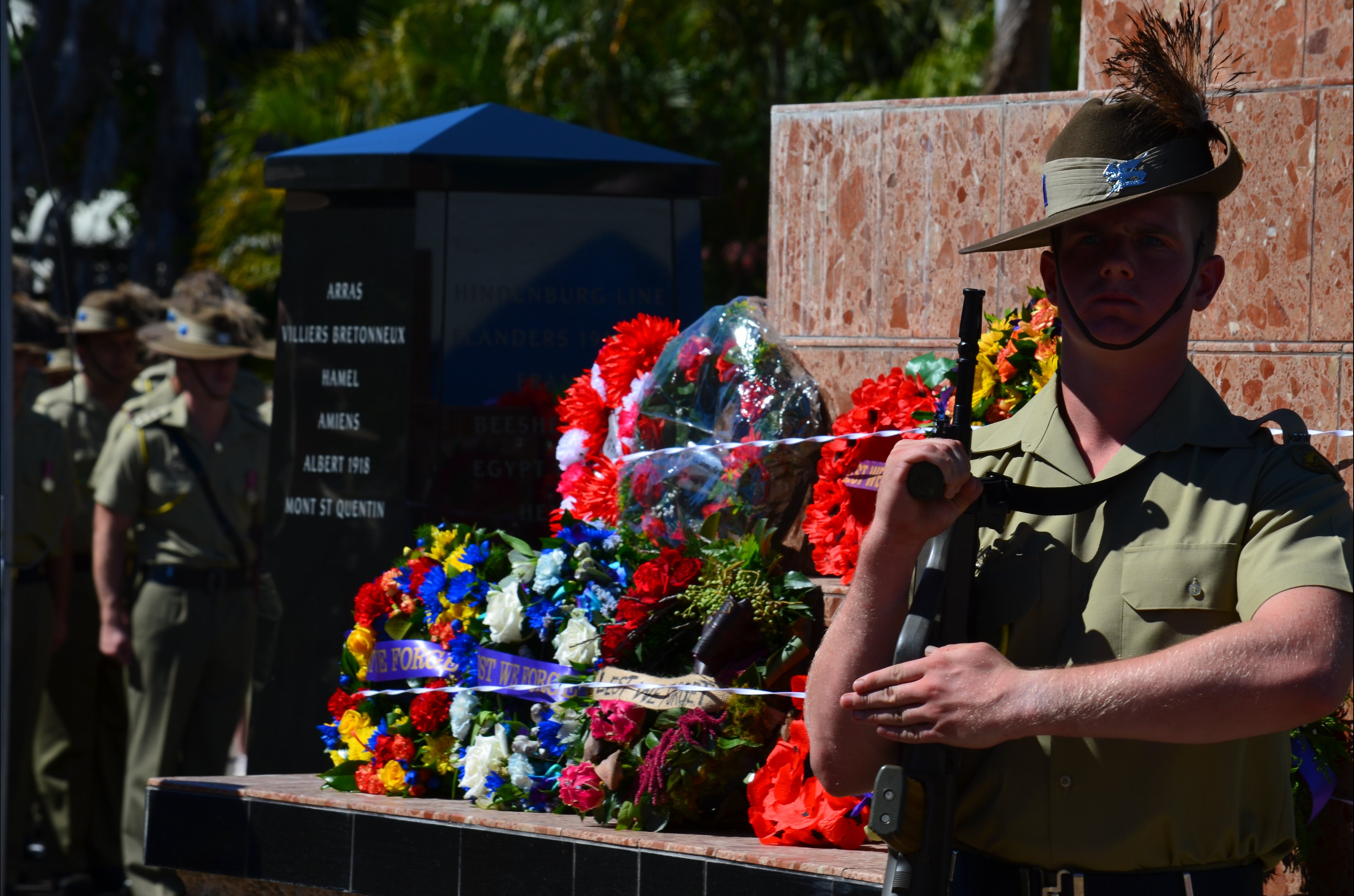 Anzac Day Charters Towers - Phillip Island Accommodation