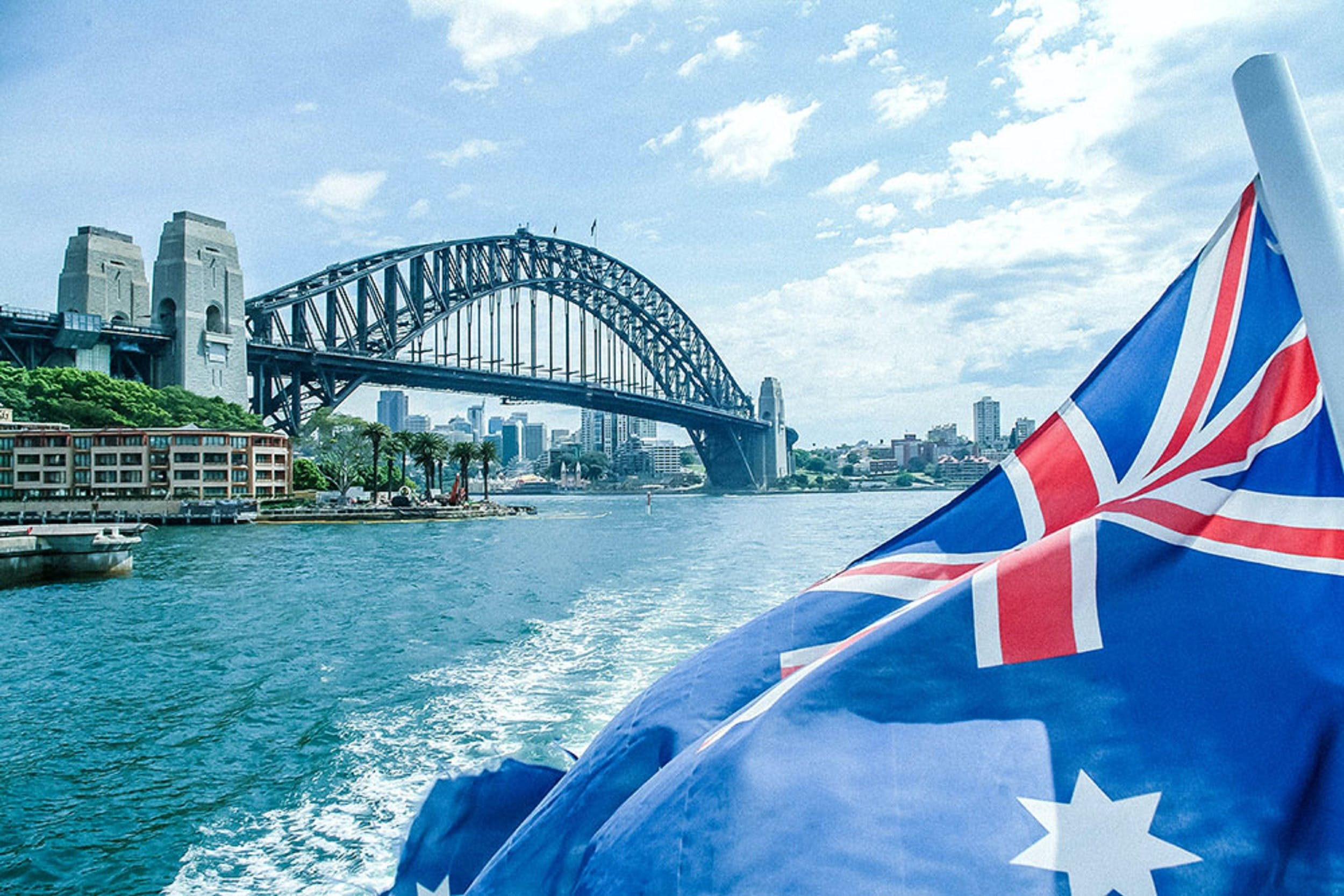 Australia Day Lunch and Dinner Cruises On Sydney Harbour with Sydney Showboats - Phillip Island Accommodation