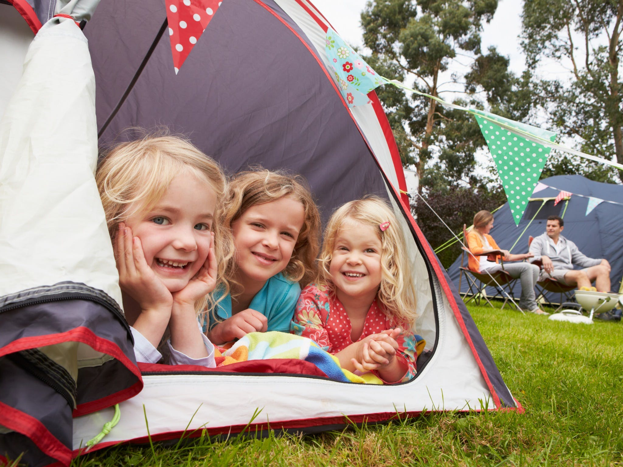 Camp Out In Town - Phillip Island Accommodation