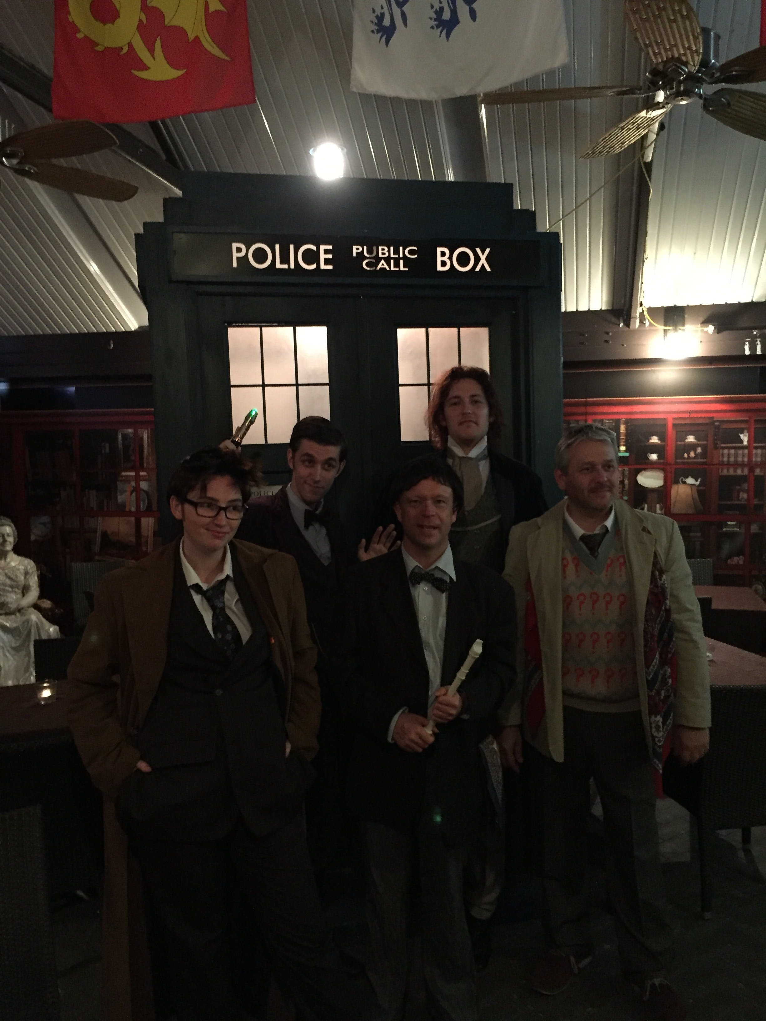 Dr Who Quiz Night - Phillip Island Accommodation