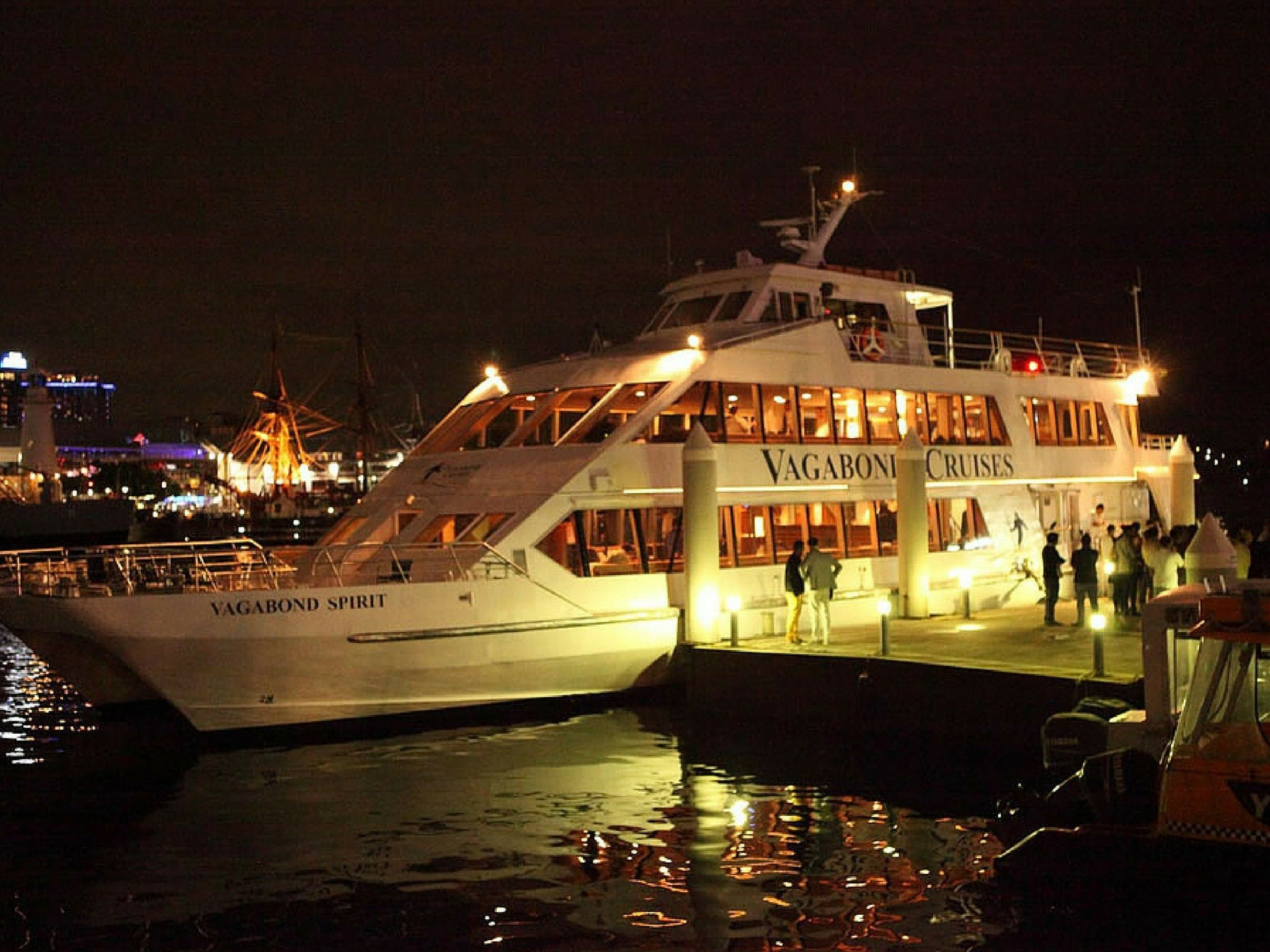 Halloween Party Cruise - Phillip Island Accommodation