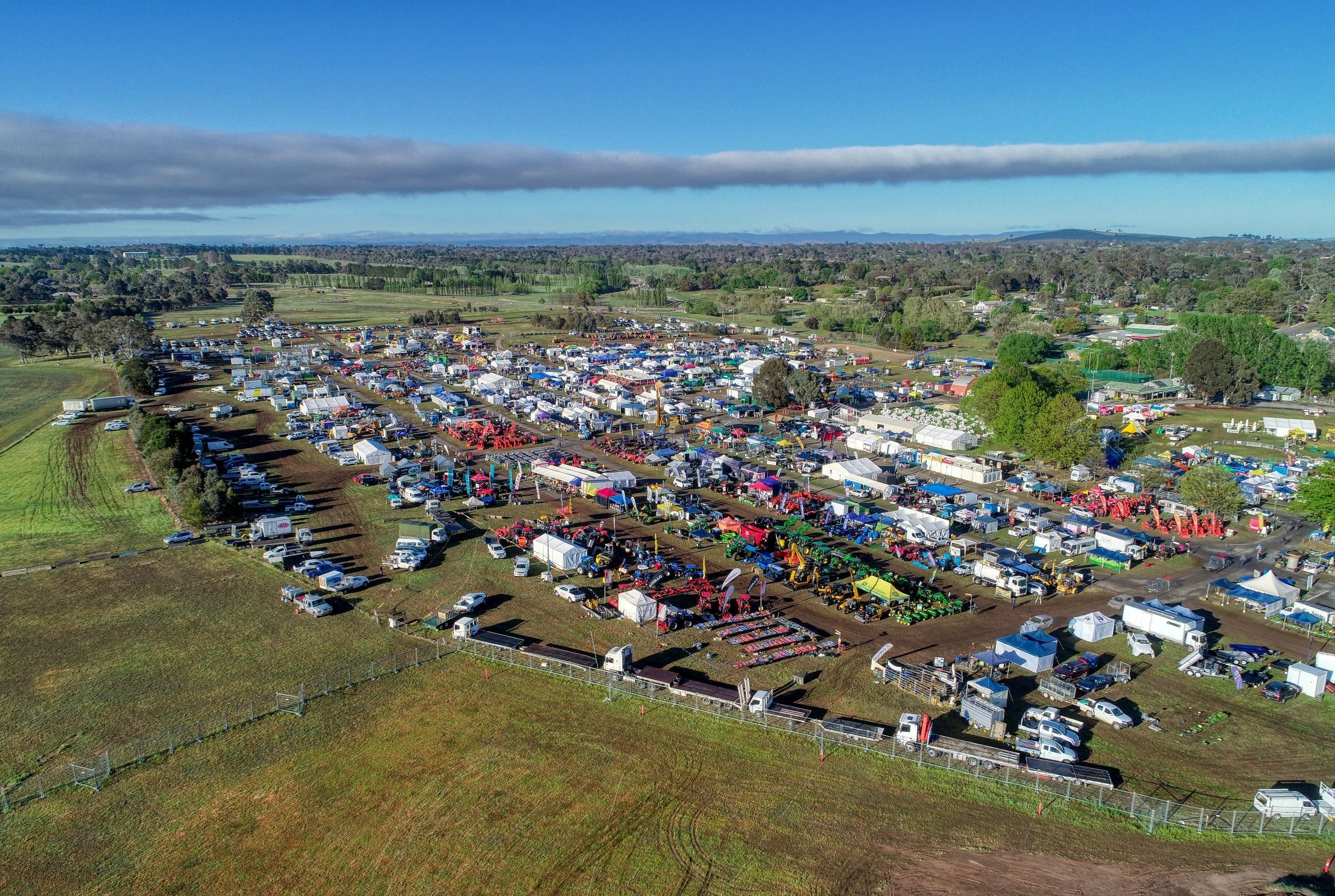 Murrumbateman Field Days - Phillip Island Accommodation