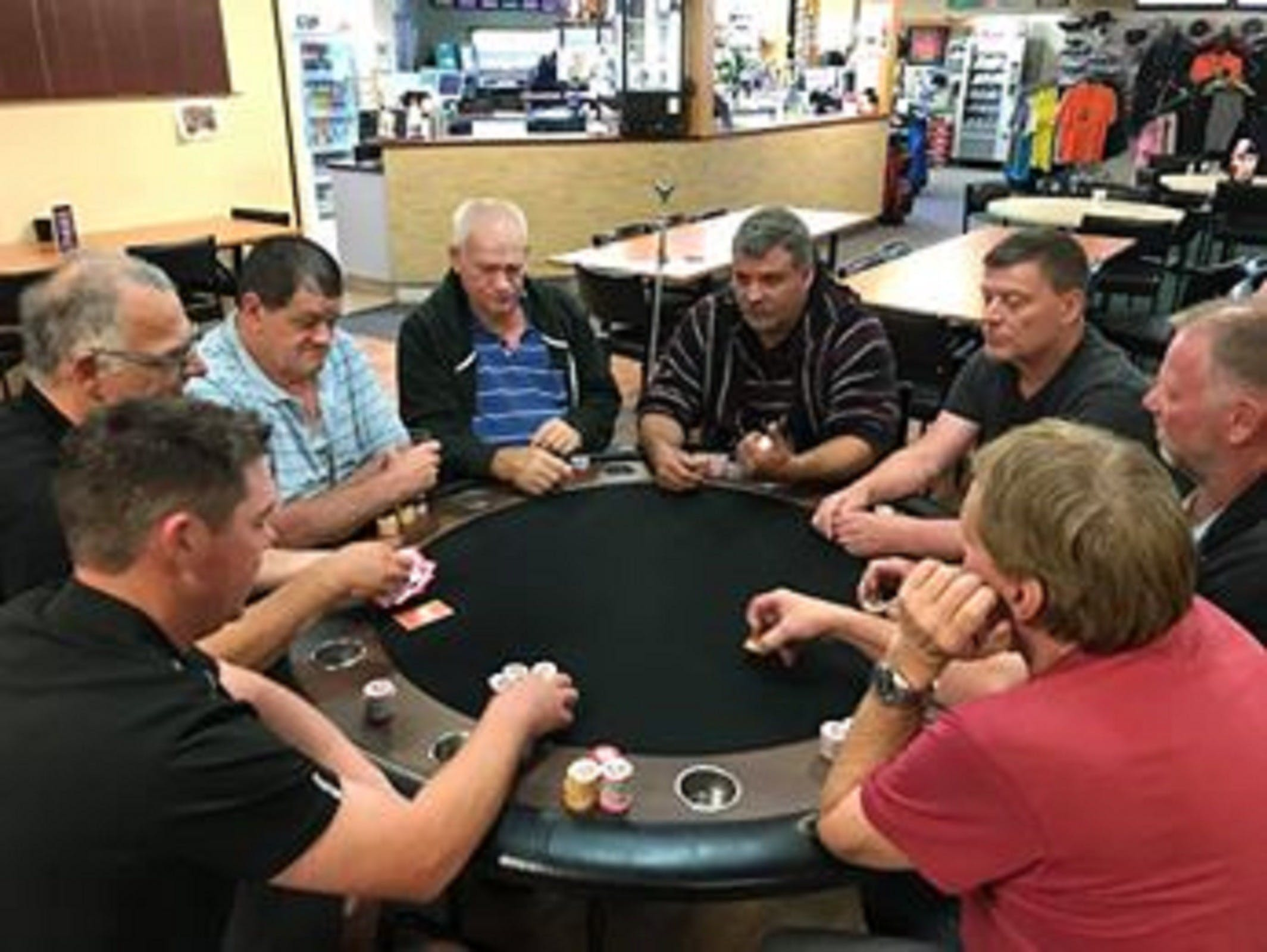 Numurkah Golf and Bowls Club - Poker Wednesday - Phillip Island Accommodation