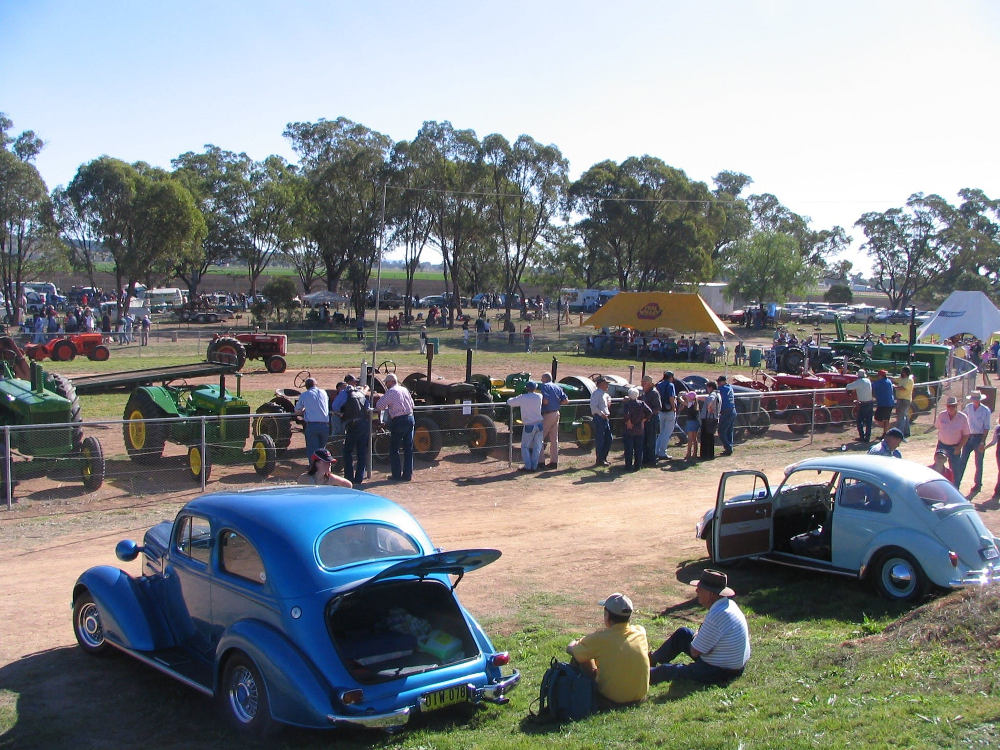 Quirindi Rural Heritage Village - Vintage Machinery and Miniature Railway Rally and Swap Meet - Phillip Island Accommodation