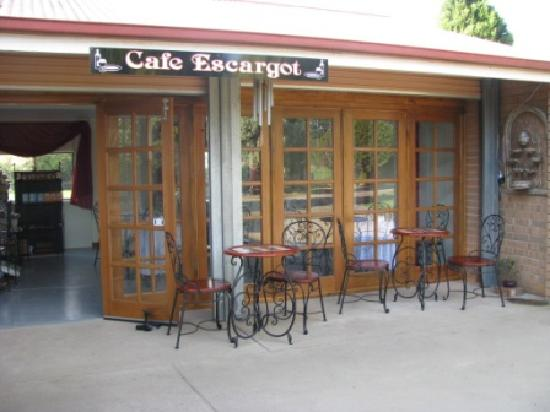 Cafe Escargot - Phillip Island Accommodation
