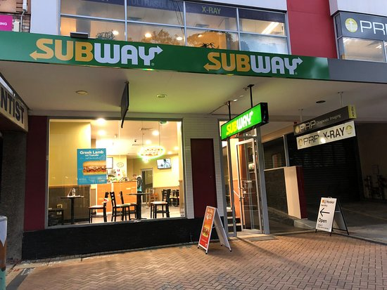 Subway - Phillip Island Accommodation