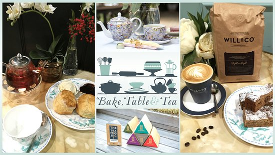 Bake Table  Tea - Phillip Island Accommodation