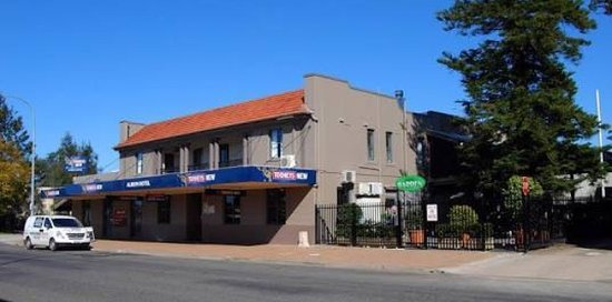 Albion Hotel - Phillip Island Accommodation