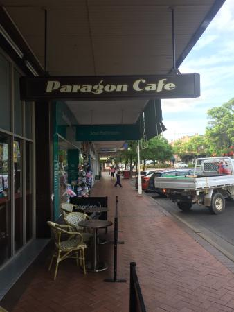 Paragon Cafe Parkes - Phillip Island Accommodation