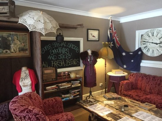 Aussie Outback Wares and Cafe - Phillip Island Accommodation