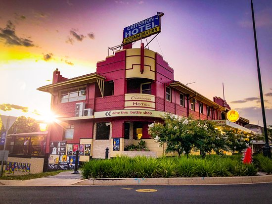 Criterion Hotel - Phillip Island Accommodation