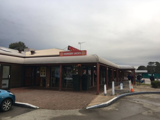 Hungry Jacks - Phillip Island Accommodation