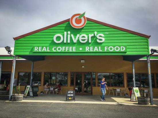 Oliver's Real Food - Phillip Island Accommodation
