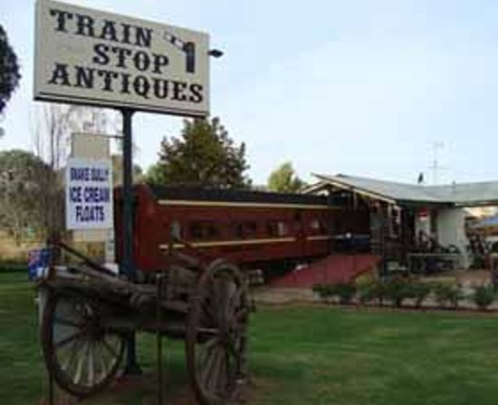 Train Stop Antiques - Phillip Island Accommodation