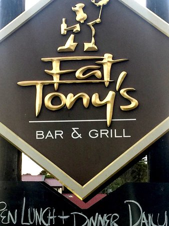 Fat Tony's Bar  Grill - Phillip Island Accommodation