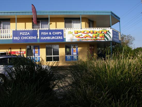 The Point Cafe  Takeaway - Phillip Island Accommodation