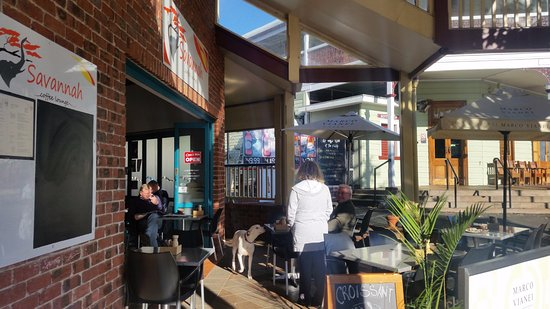Savannah Coffee Lounge - Phillip Island Accommodation