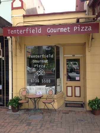 Tenterfield Gourmet Pizza - Phillip Island Accommodation