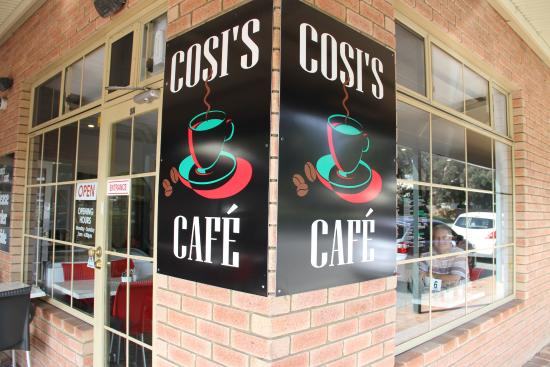 Cosis Cafe - Phillip Island Accommodation