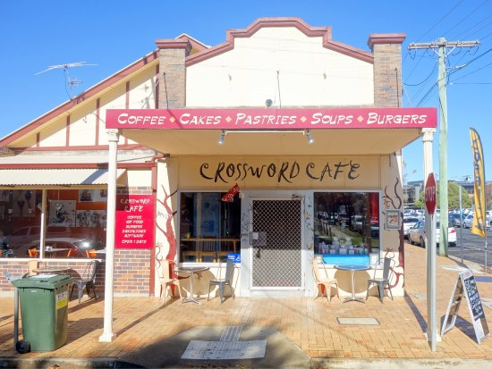 Crossword Cafe - Phillip Island Accommodation