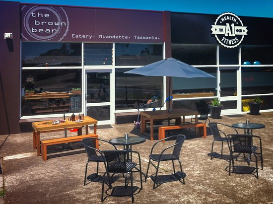The Brown Bear Eatery - Phillip Island Accommodation