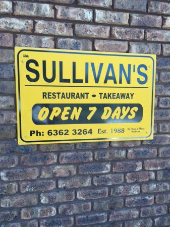 Sullivan's Restaurant - Phillip Island Accommodation