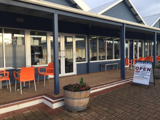 DeckChair Cafe - Phillip Island Accommodation