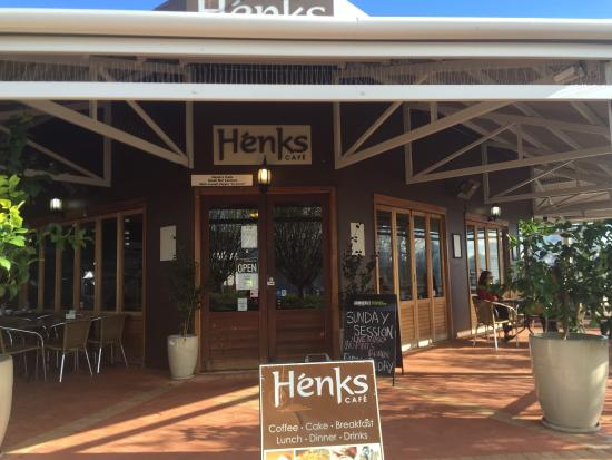 Henk's Cafe - Phillip Island Accommodation
