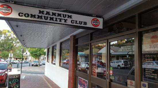 Mannum Community Club - Phillip Island Accommodation
