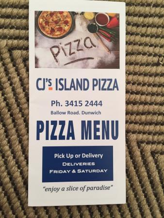 CJ's Cafe  Pizza - Phillip Island Accommodation
