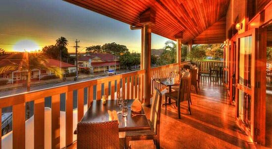 Balcony Restaurant - Phillip Island Accommodation