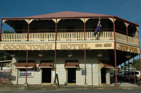 Cooktown Hotel - Phillip Island Accommodation