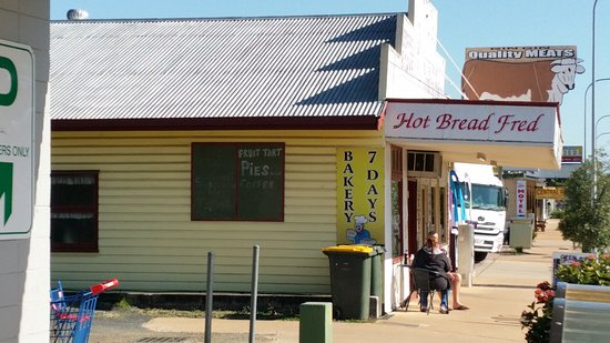 Hot Bread Fred - Phillip Island Accommodation