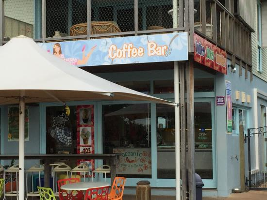Oceanic Gelati  Coffee Bar - Phillip Island Accommodation