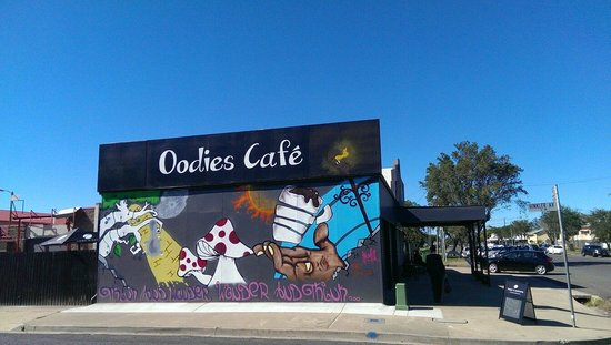 Oodies Cafe - Phillip Island Accommodation