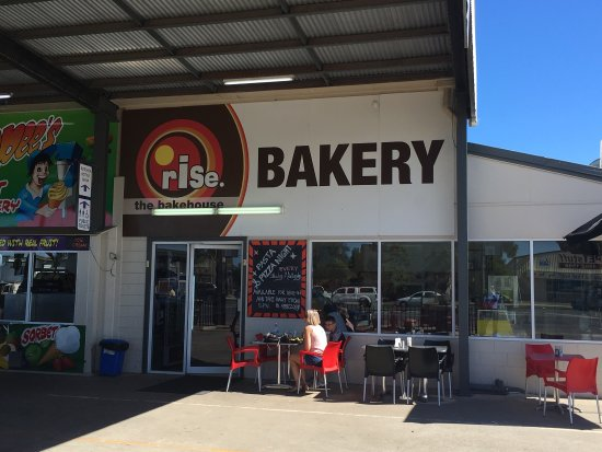 Rise The Bakehouse Biloela - Phillip Island Accommodation
