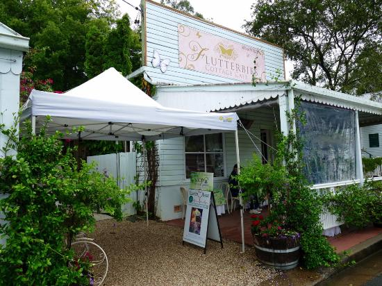 Flutterbies Cottage Cafe - Phillip Island Accommodation