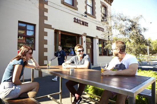 Railway Hotel - Phillip Island Accommodation