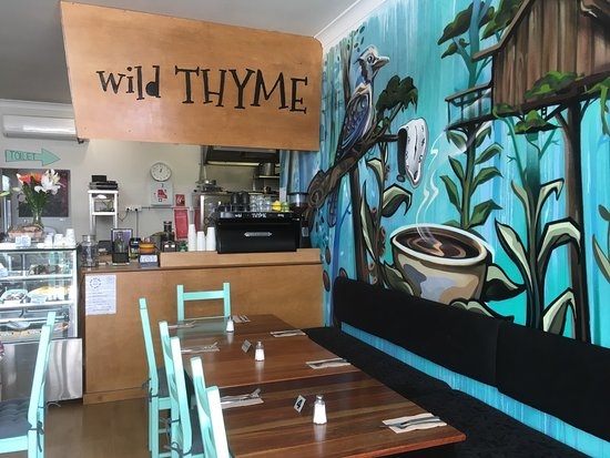 Wild THYME Dining - Phillip Island Accommodation